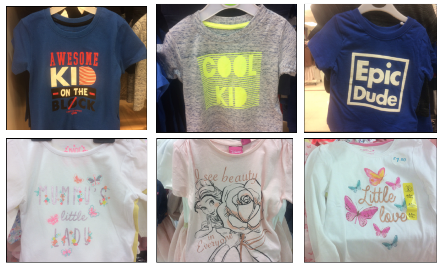 gendered clothing